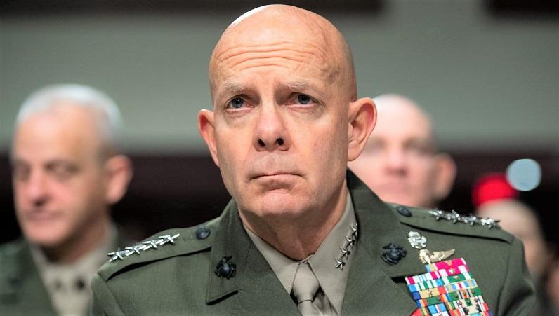 Tướng David H. Berger, Tư lệnh của Lực lượng Thủy quân Lục chiến Hoa Kỳ