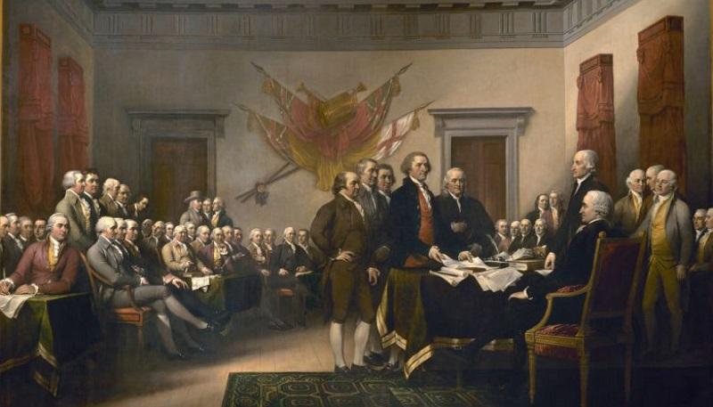 Hoa Kỳ lập quốc