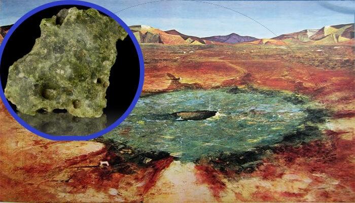 Bí ẩn những viên đá thủy tinh hàng chục triệu năm tuổi - Dấu tích bom nguyên tử thời tiền sử? - ảnh 6