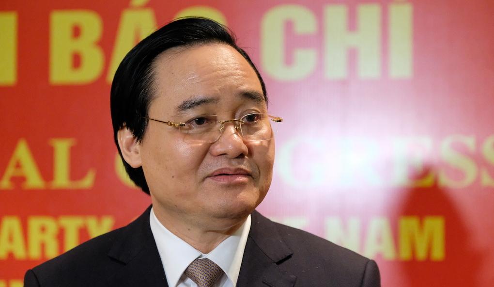 BT Phùng Xuân Nhạ là thành viên Chính phủ duy nhất được Trung ương đề cử song không trúng cử