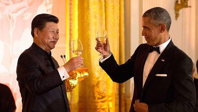Obama và Tập cận Bình