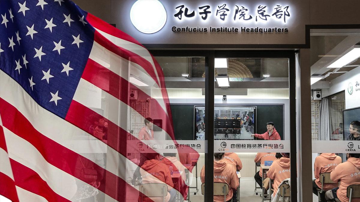 Mỹ muốn Đài Loan thay Trung Quốc quản lý các viện Khổng Tử