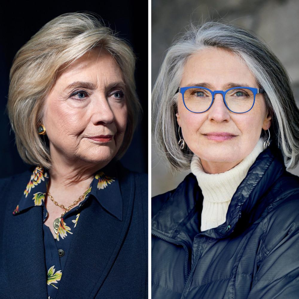 Cựu Ngoại trưởng Mỹ Hillary ra mắt sách về hậu trường chính trị Mỹ, và về Trump