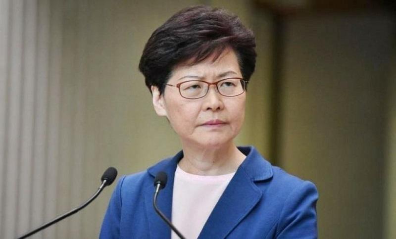 Lâm Trịnh Nguyệt Nga - Carrie Lam