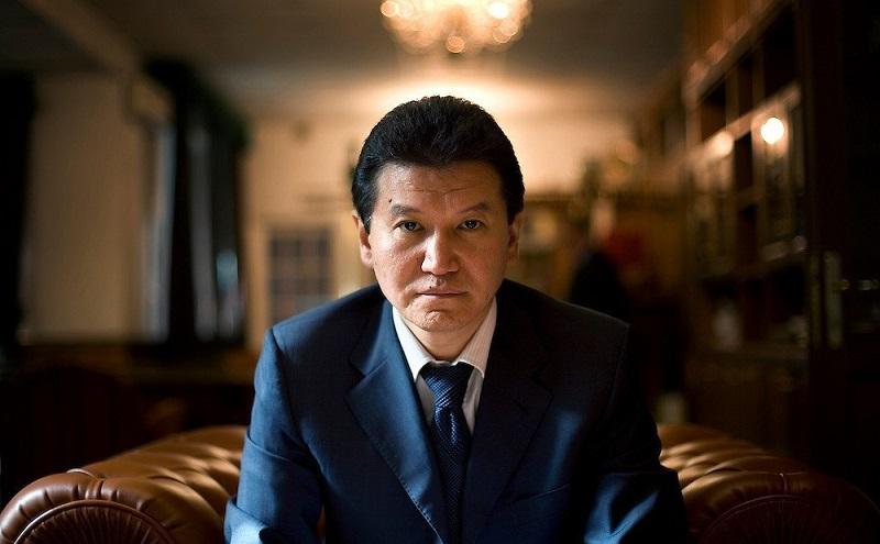 Kirsan Nikolayevich Ilyumzhinov