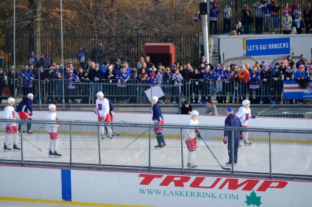 NYC đóng cửa sân trượt băng cho trẻ em tại Central Park, gây khó dễ cho Tập đoàn Trump
