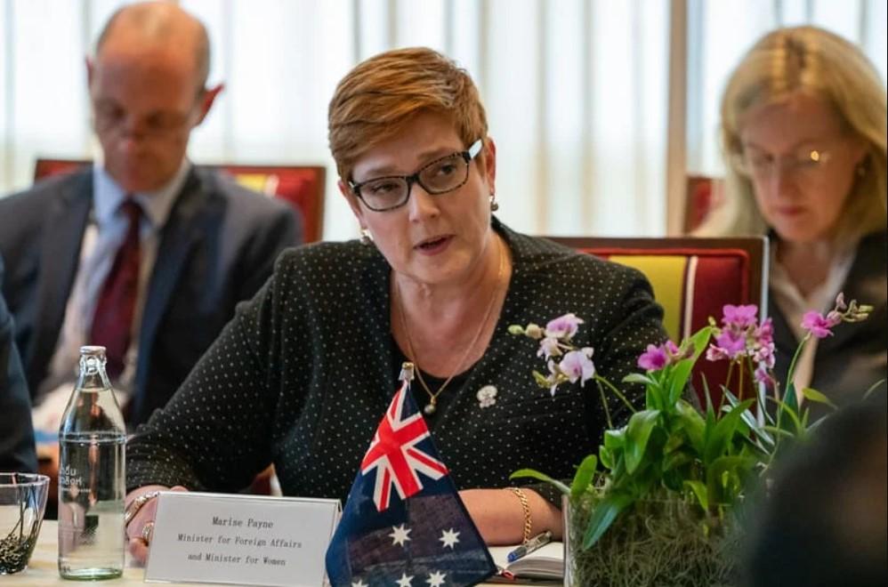 Hồi đáp thư của Pháp Luân Công, Ngoại trưởng Úc cam kết bảo vệ tự do tín ngưỡng