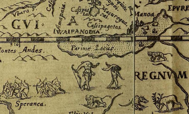 Sinh vật bí ẩn thời cổ đại (P1): Tộc người không đầu Blemmyes - ảnh 4