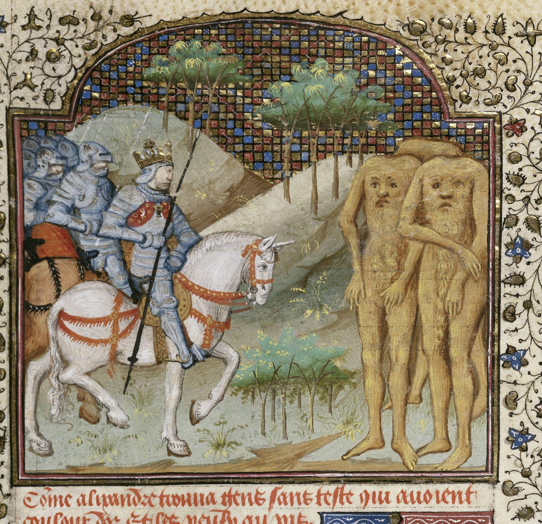 Sinh vật bí ẩn thời cổ đại (P1): Tộc người không đầu Blemmyes - ảnh 5