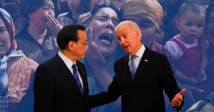 Người Mỹ quay lưng với Biden sau bình luận về nạn diệt chủng người Duy Ngô Nhĩ của ông