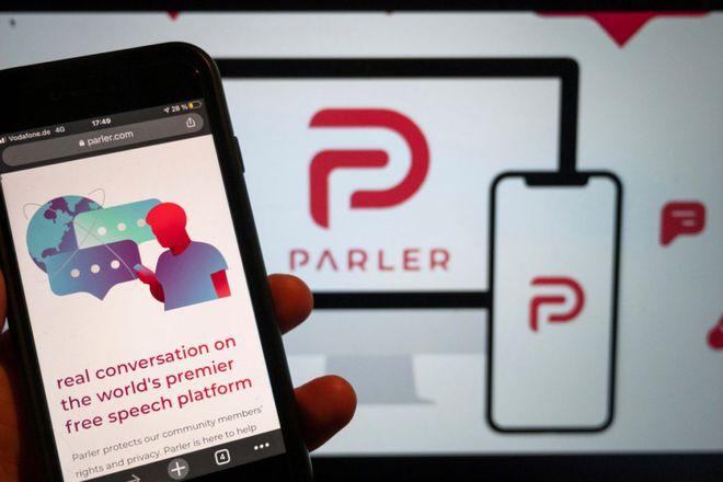 Mạng xã hội Parler tái xuất nhờ tìm được dịch vụ đám mây mới