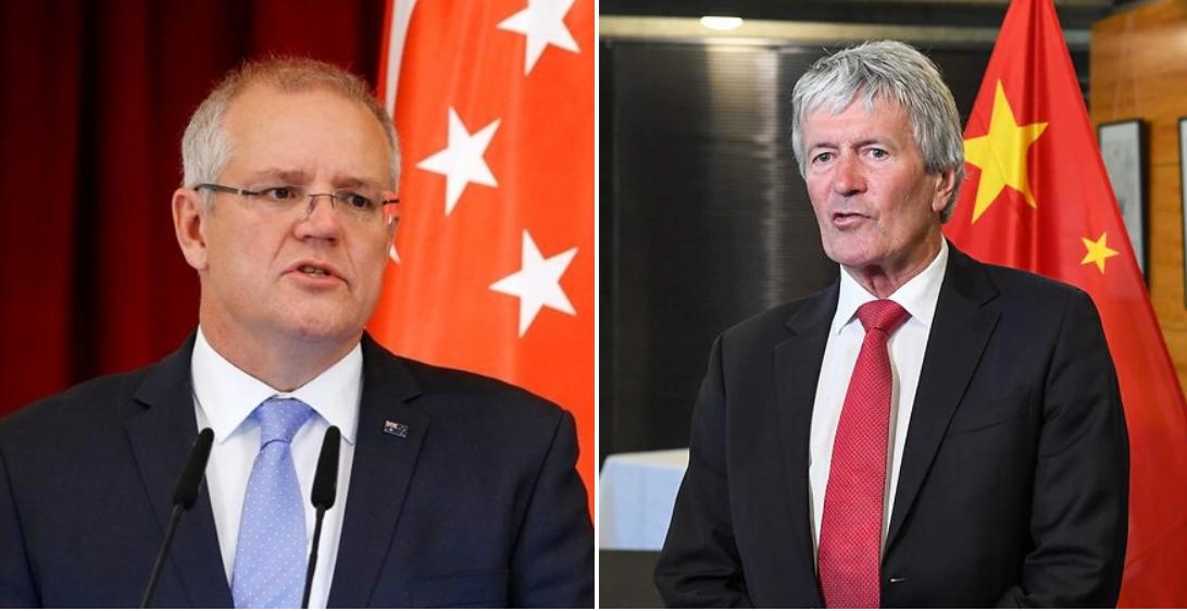 Úc không hài lòng khi bị New Zealand 'dạy đời' về cách ứng xử với Trung Quốc