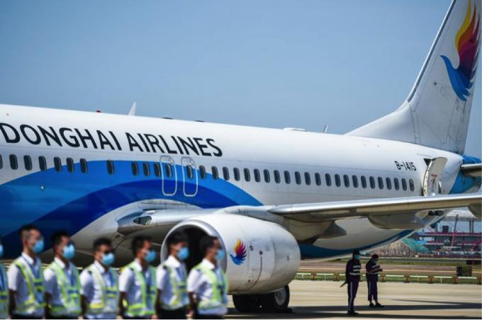 Trung Quốc: Ẩu đả trên máy bay, tiếp viên đánh phi công gãy răng - Ảnh 1