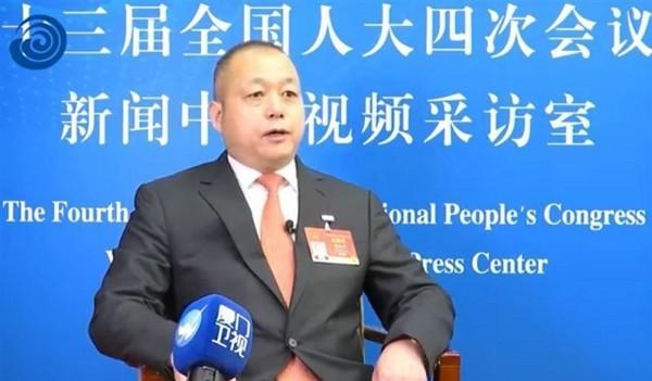 'Các đại biểu Đài Loan của Trung Quốc' lên tiếng ủng hộ thống nhất hai bờ eo biển