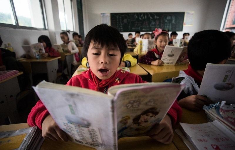 Học sinh Trung Quốc
