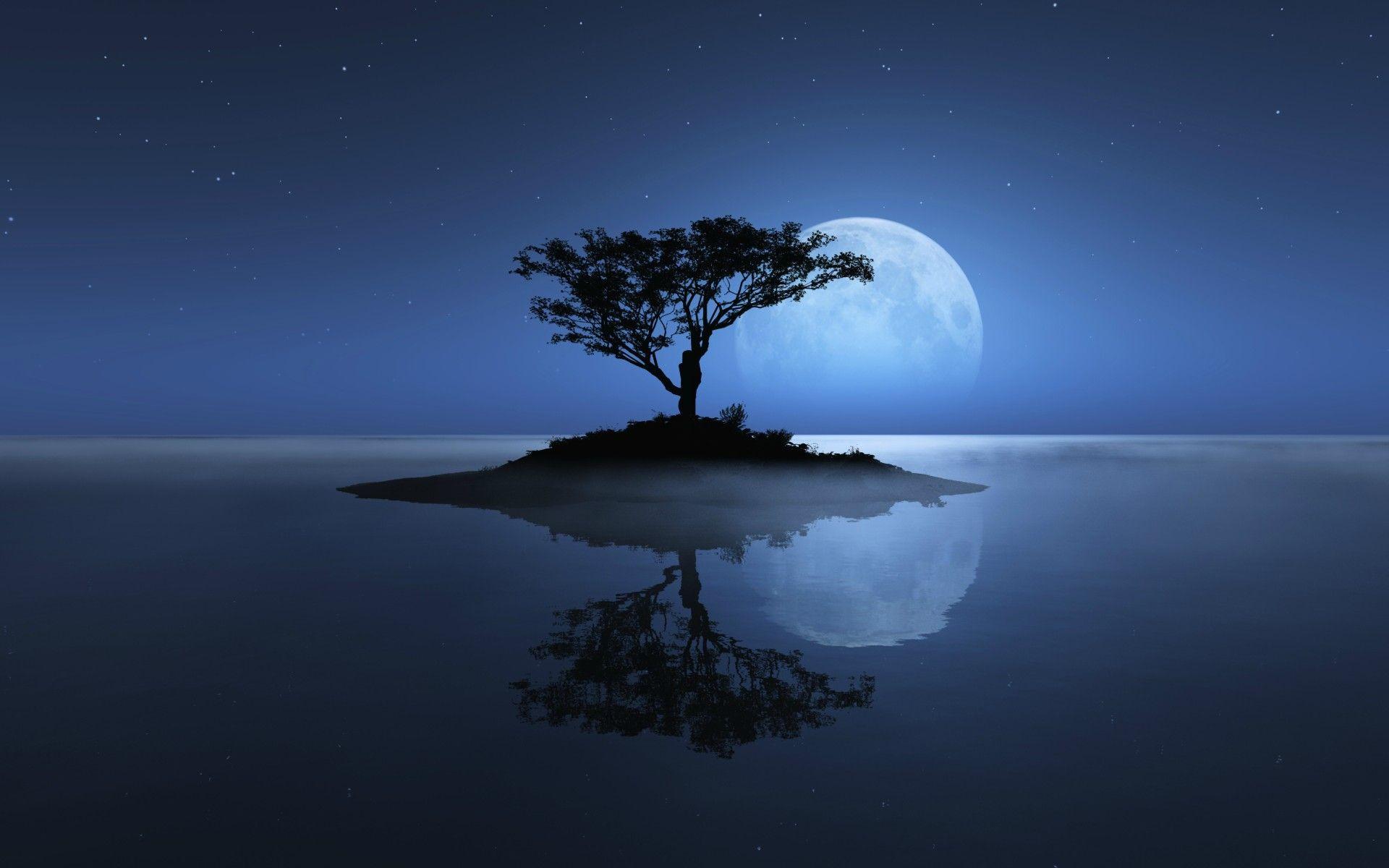 bóng trăng