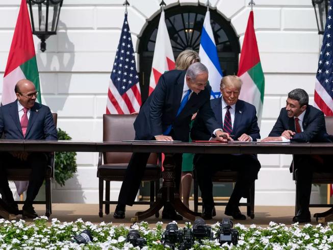 Israel liên minh với 4 quốc gia Trung Đông để chống lại Iran