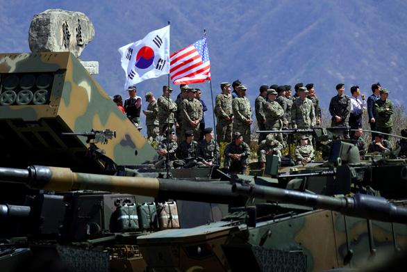 Hàn Quốc tăng mức đóng góp lớn nhất 2 thập niên để duy trì 28.500 binh sĩ Mỹ