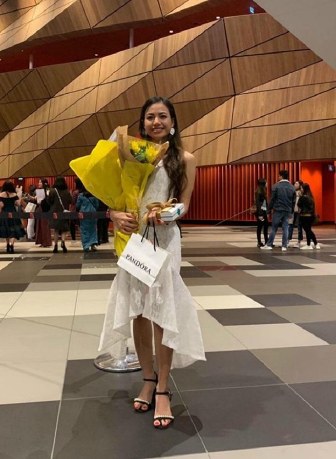 Cô bé nghèo nhặt rác nhận học bổng toàn phần và tốt nghiệp thủ khoa Đại học Úc - Ảnh 3