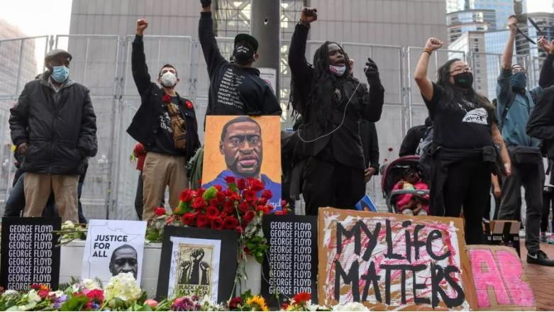 Nước Mỹ 'căng như dây đàn' chờ bản án của cảnh sát Chauvin trong vụ Floyd