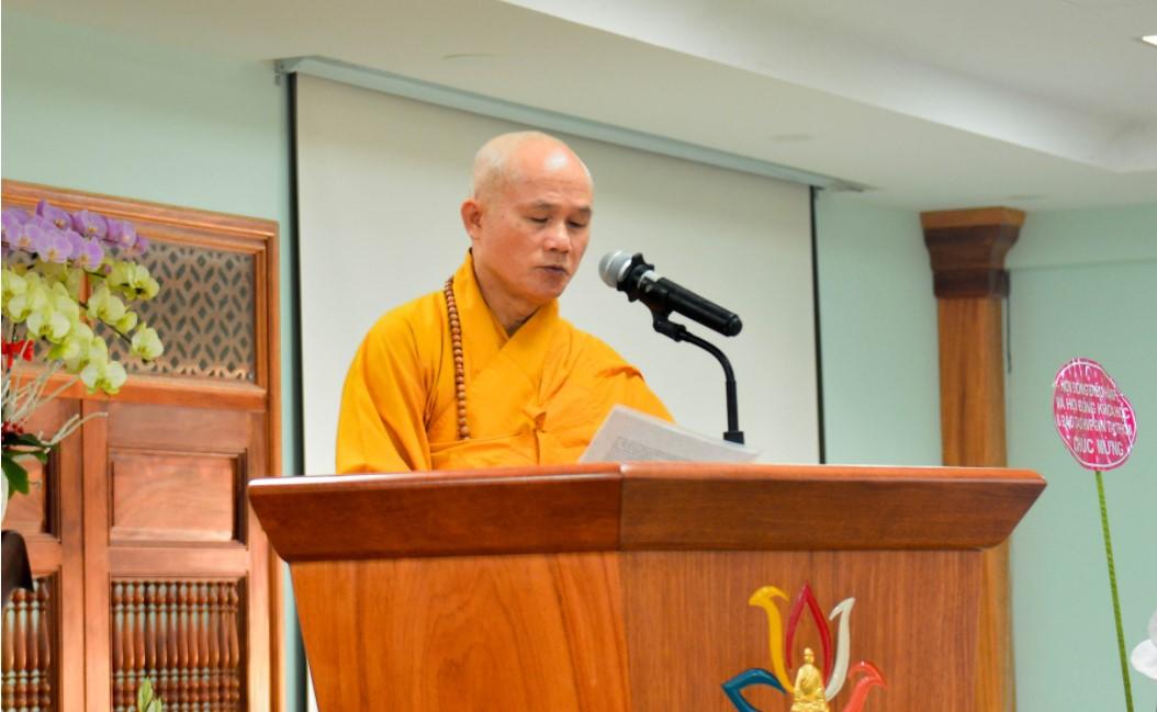 Học viện Phật giáo Việt Nam tại TP. HCM khai giảng khóa đầu tiên của Khoa Luật học Phật giáo
