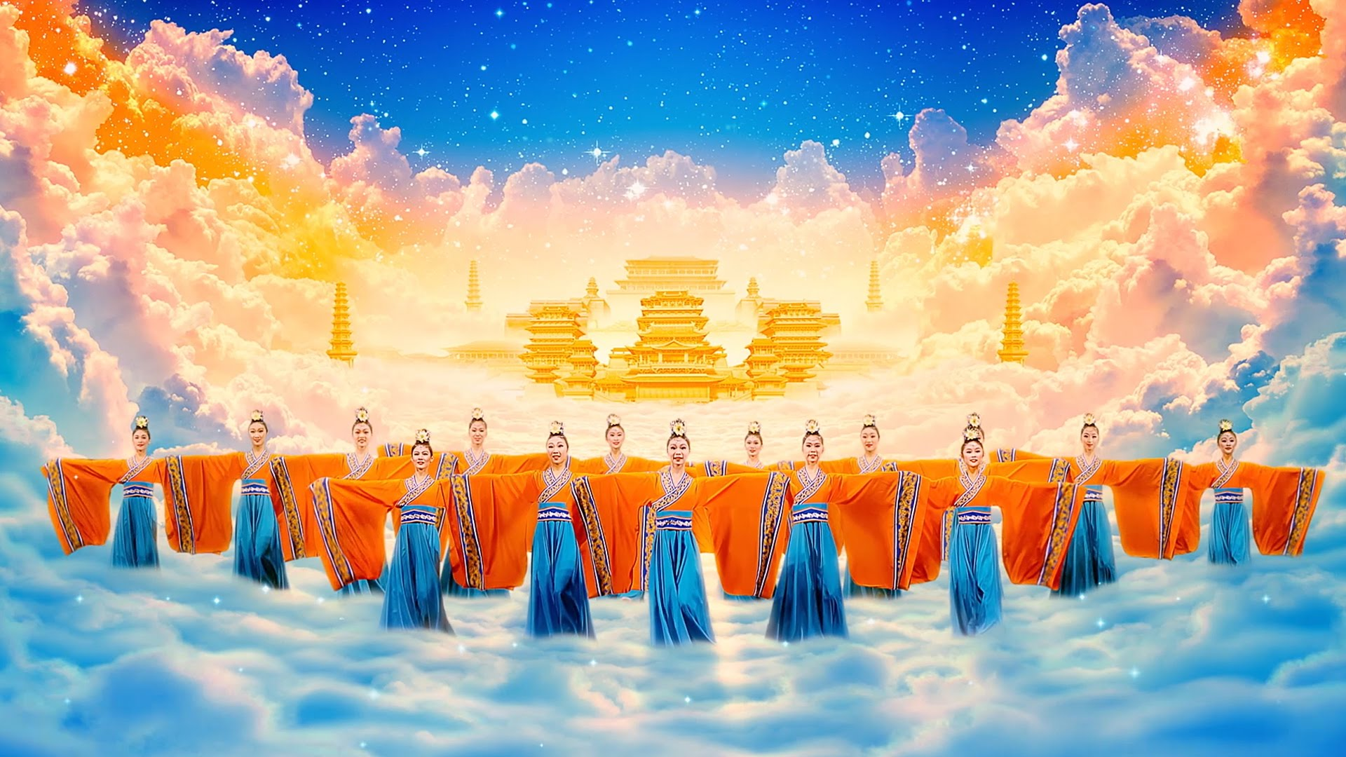 đoàn nghệ thuật Shen Yun