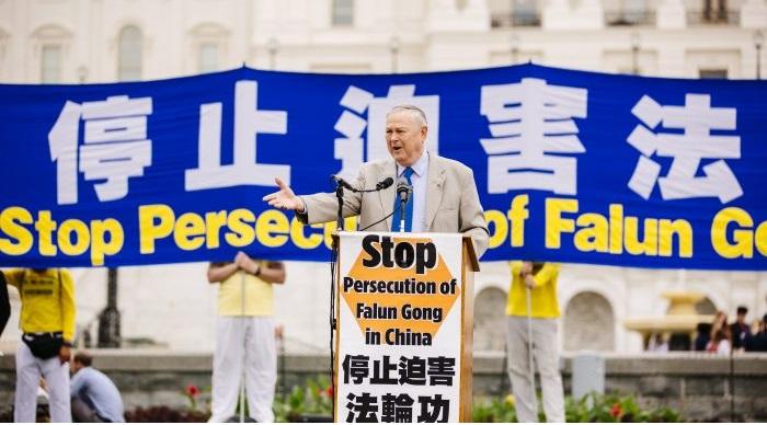 Nghị sĩ Mỹ lên tiếng phản đối cuộc đàn áp Pháp Luân Công tại Trung Quốc