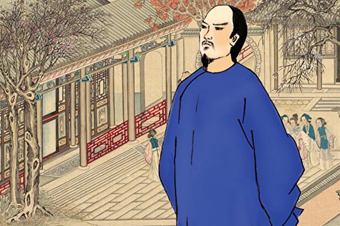 Kỷ Hiểu Lam được gọi là Đệ nhất đại tài tử thời nhà Thanh, một bậc thầy bác học một thời. (Ảnh: Epoch Times)