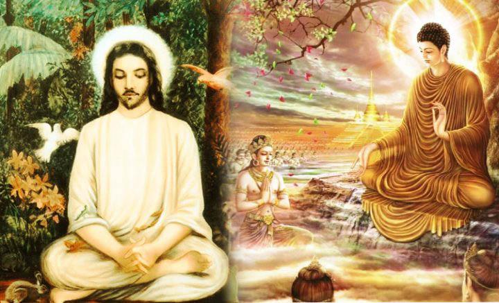 Thần và Phật