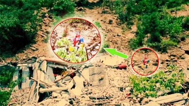 Những hiện tượng thần kỳ xuất hiện trong trận động đất Tứ Xuyên cách đây 11 năm - H1
