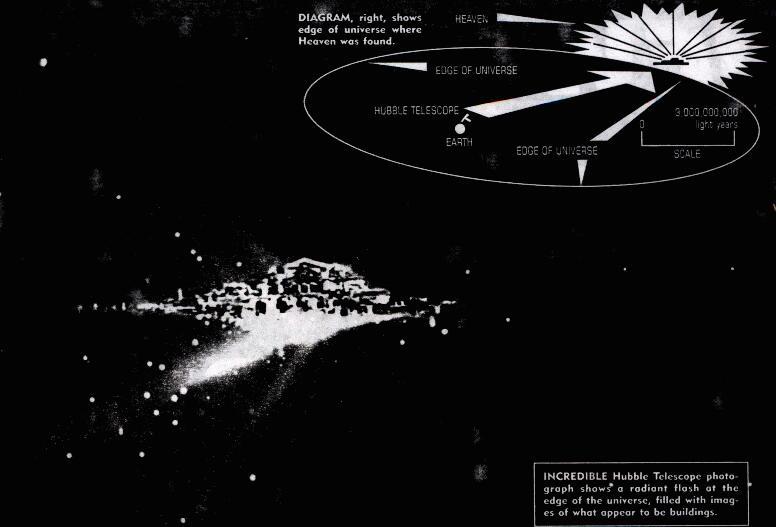 NASA vô tình chụp được hình ảnh thế giới Thiên Quốc trong vũ trụ - ảnh 2