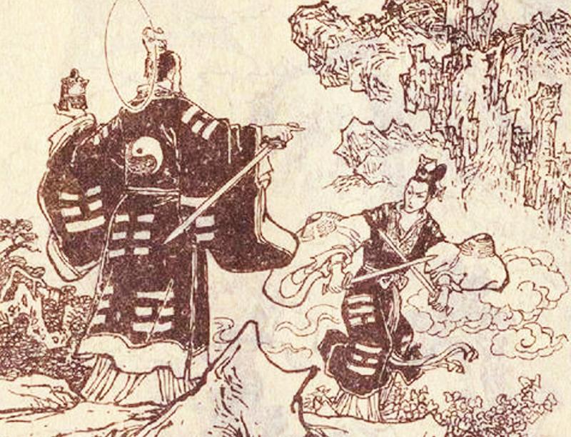 Thạch Cơ vì muốn báo thù cho đệ tử, đã tới chỗ Thái Ất Chân Nhân đòi người