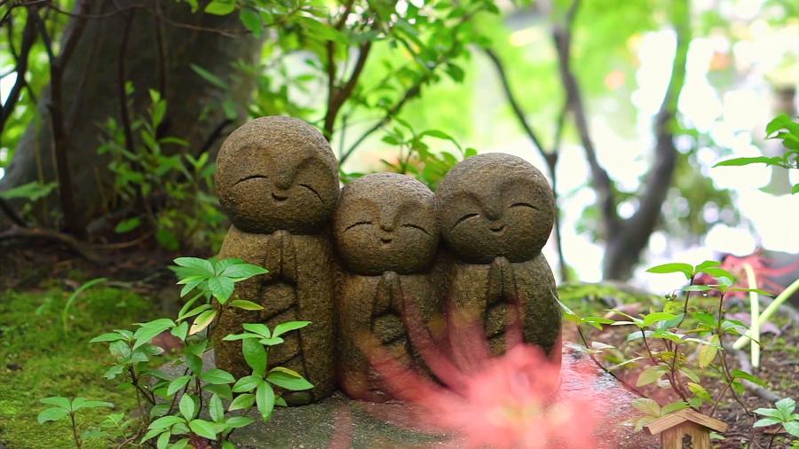 Trong nhà Phật, tu khẩu là một việc rất quan trọng. (Ảnh qua VideoBlocks)