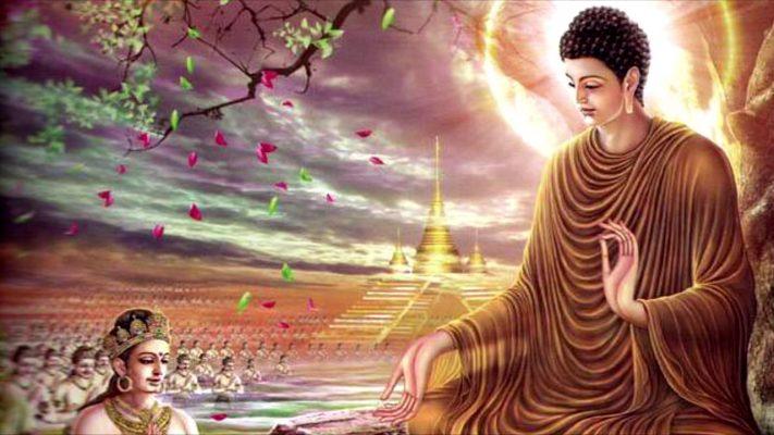 Khải thị trên ba cánh cửa của Đức Phật - Bài học ý nghĩa về nhân sinh