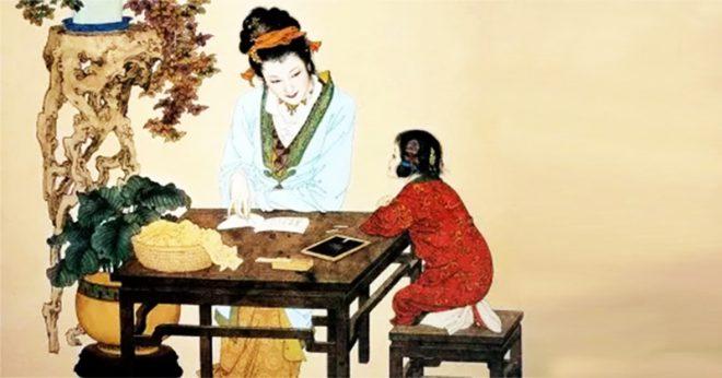 Vì sao cổ nhân chọn vợ lại chú trọng đức hạnh chứ không phải dung nhan? H1
