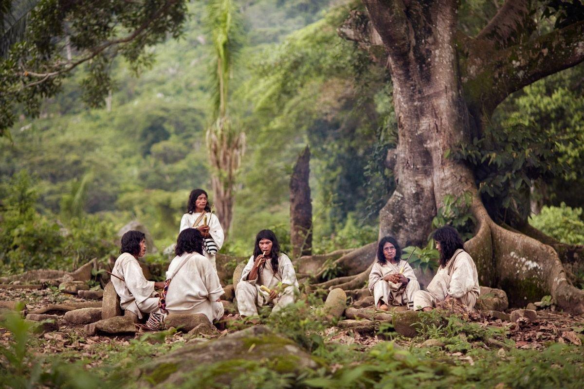 Mito de la creación pueblo Kogui. – Victoria Fernández