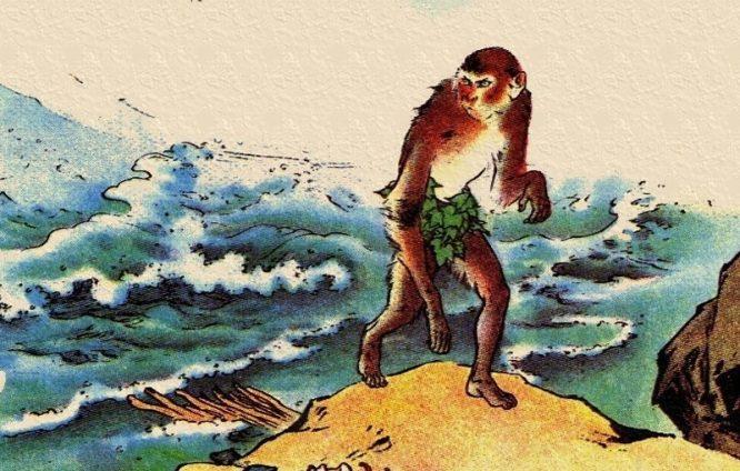 Lai lịch bí ẩn của tiều phu chỉ đường cho Hầu Vương đến chỗ Bồ Đề Tổ sư.2