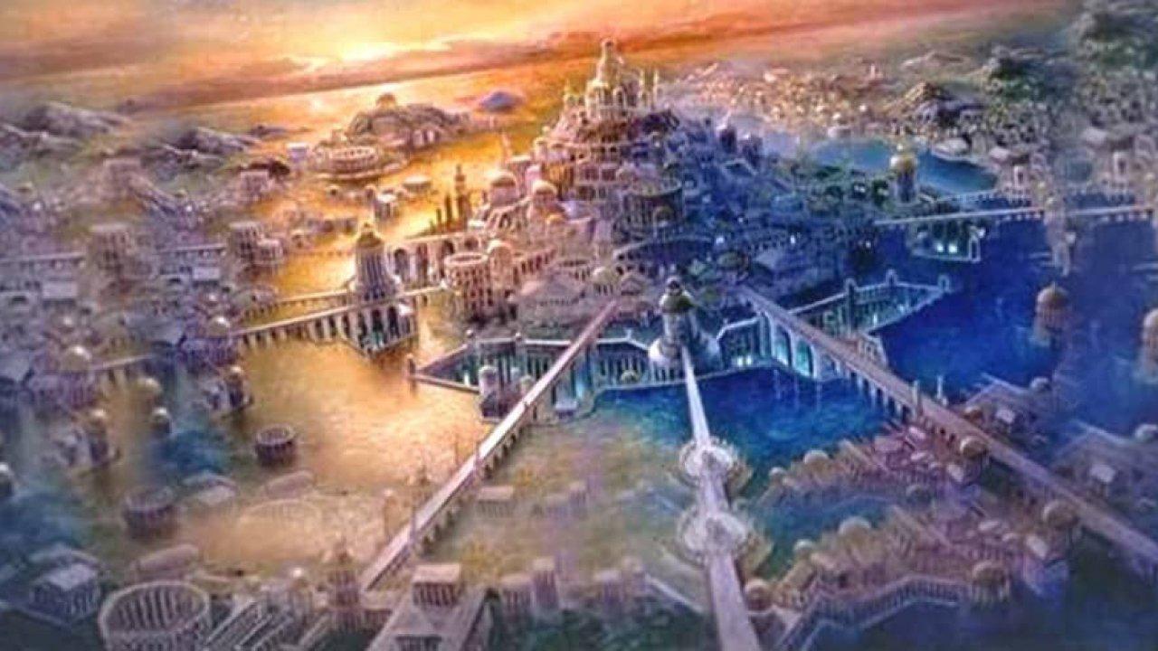 Điều gì đã xảy ra vào năm 9600 TCN khi Atlantis bị hủy diệt? - Trí Thức VN
