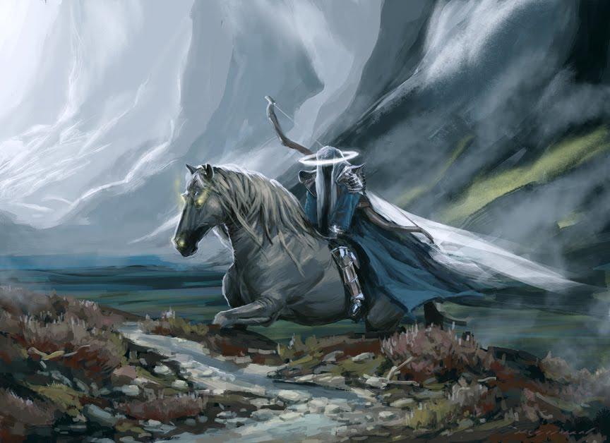 THE 4 HORSEMEN OF THE APOCALYPSE [part two] – Heru
