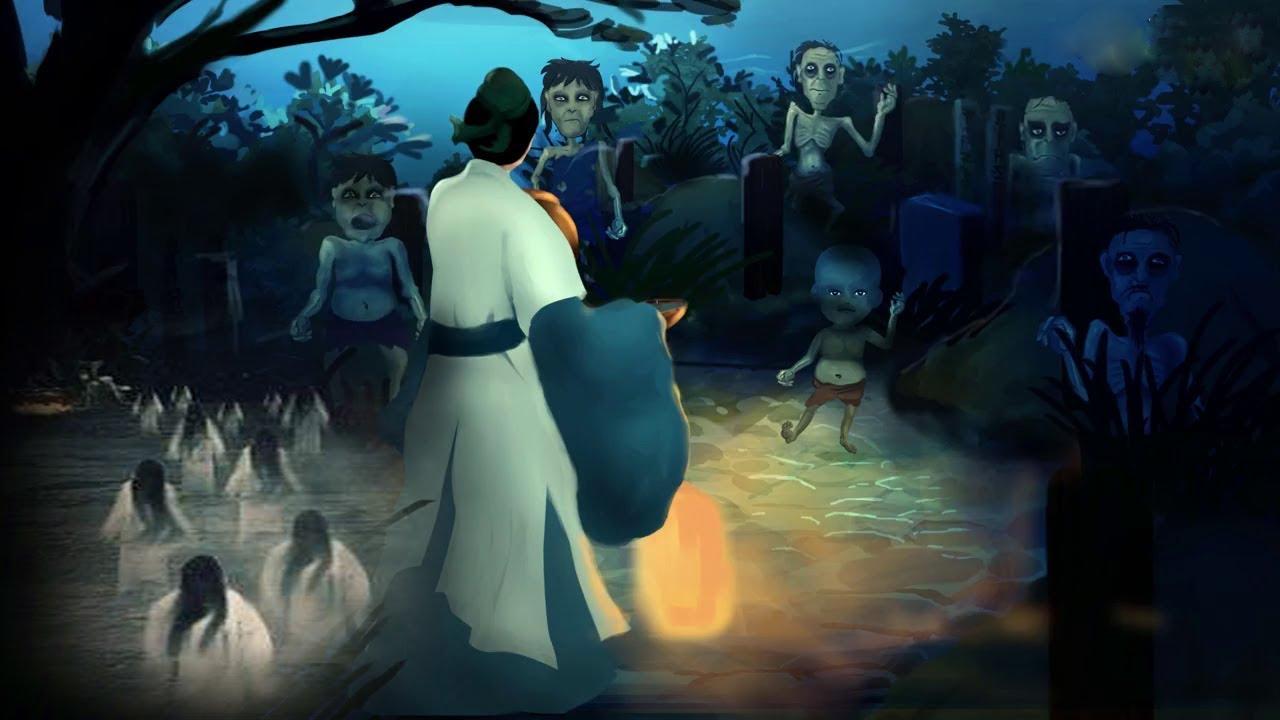 Sư Cô được Quỷ Sai và Diêm Vương Cho dạo Chơi Cửu Tuyền - Chuyện Xưa Tích  Cũ #46 - YouTube