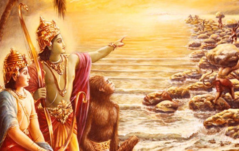 Shri Ram Navamichya Hardik Shubhechchhya   Hindu art, Ram image, Lord rama  images