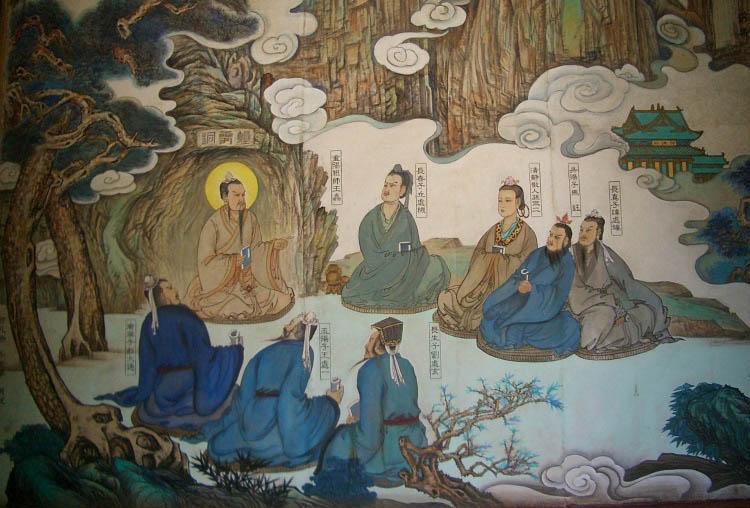 """Lưu Xử Huyền: Chỉ vì chữ """"Sắc"""" mà bị đánh hạ xuống phàm gian - ảnh 2"""