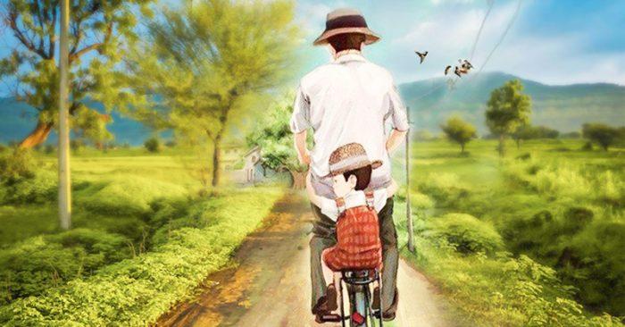 Người yêu bạn nhất không phải là bạn đời, cũng không phải con cái.2