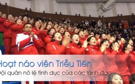 Sự thật về Đội quân Mỹ nữ của Triều Tiên