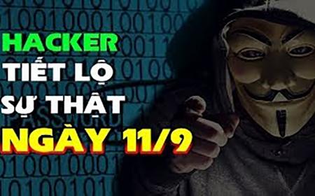 Hacker tiết lộ Sự thật ngày 11/9 và chính phủ ngầm ở Mỹ