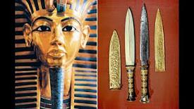 Người ngoài hành tinh thời cổ đại: Kỹ thuật luyện kim đáng kinh ngạc của người Ai Cập cổ
