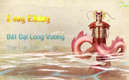 Thiên Long Bát Bộ - 8 nhân vật đối ứng 8 bộ Thần hộ Pháp